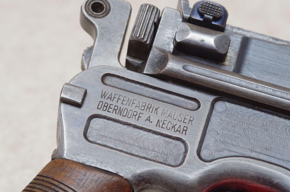 Mauser Broomhandle ID? - The Firing Line Forums