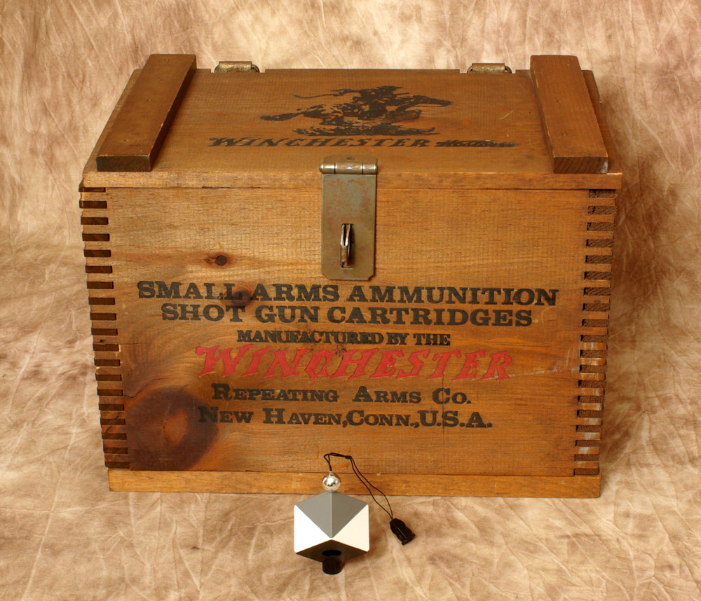 Winchester crate front
