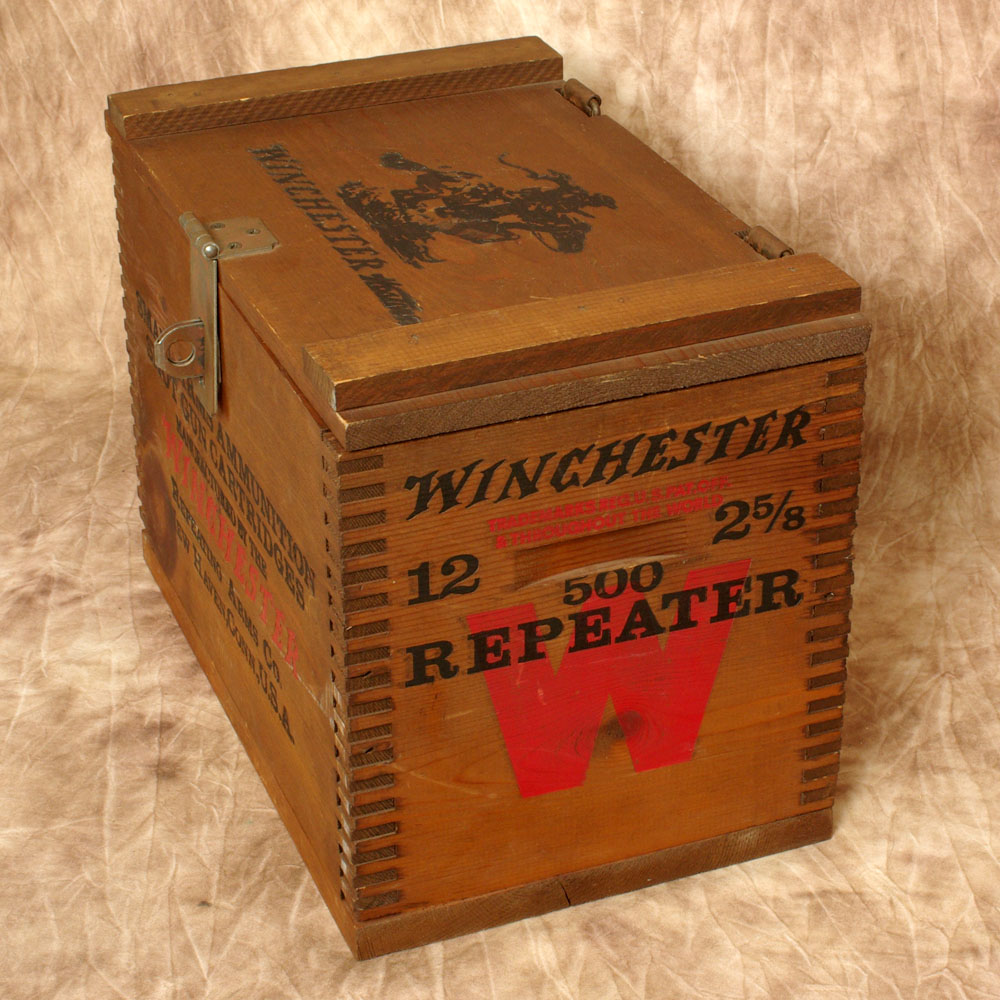 Winchester crate side